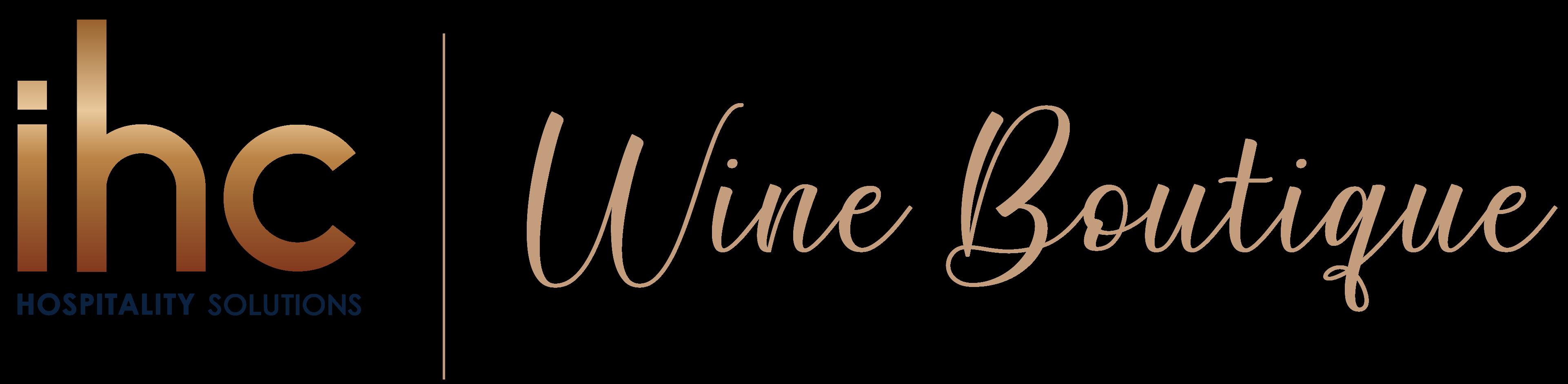 IHC Wine Boutique